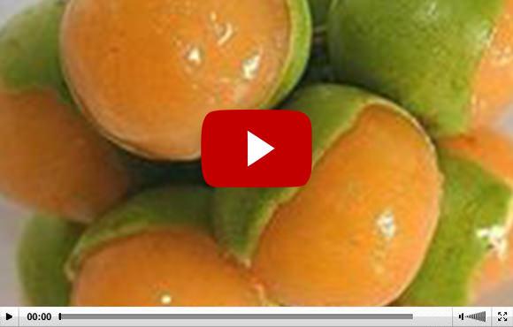 green-orange-fuit